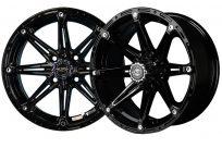 14×7 Black Element Wheel